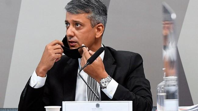 Roberto Dias - Foto: Senado Federal