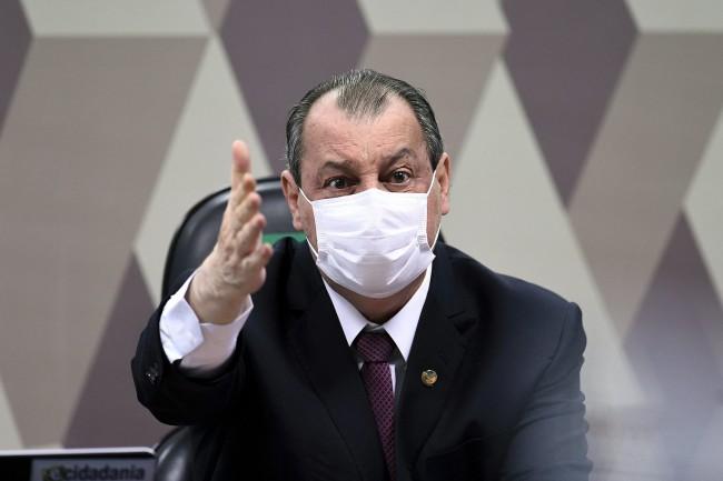 Omar Azz - Foto: Edilson Rodrigues/Agência Senado