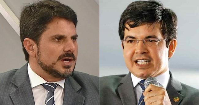 Marcos do Val e Randolfe Rodrigues - Foto: Reprodução/TV Gazeta; Pedro Ladeira