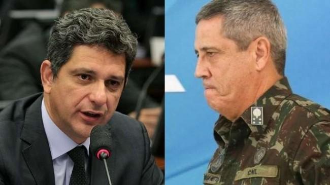 Créditos da fotomontagem: Viola Jr./Câmara dos Deputados e Marcelo Camargo/Agência Brasil