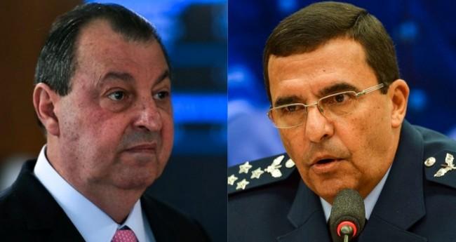 Omar Aziz e Carlos de Almeida Baptista Junior - Foto: Edilson Rodrigues/Agência Senado; Fabio Rodrigues Pozzebom/Agência Brasil