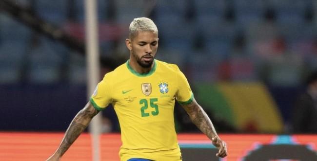 Douglas Luiz - Foto: CBF