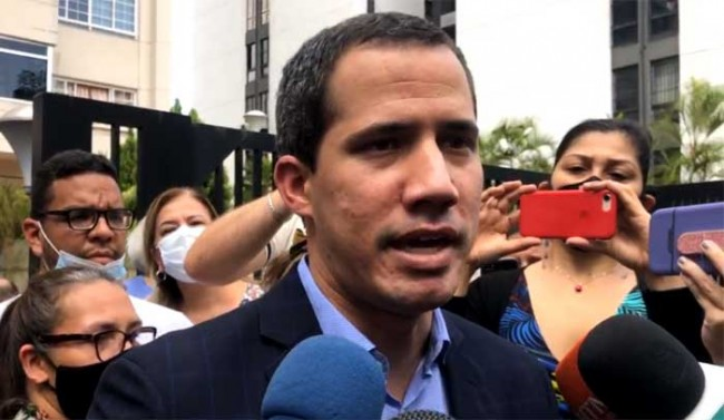 Juan Guaidó - Foto: Reprodução