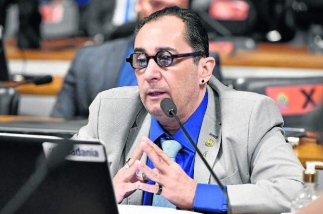 Jorge Kajuru - Foto: Waldemir Barreto/Agência Senado