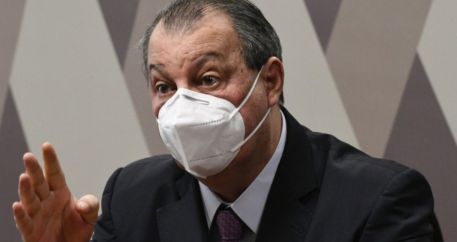 Omar Aziz - Foto: Edilson Rodrigues/Agência Senado