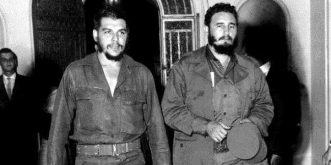 Che e Fidel - Reprodução internet