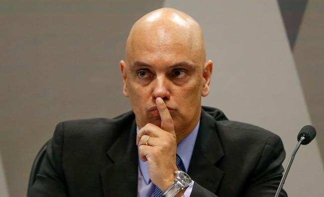 Alexandre de Moraes - Foto: Divulgação/STF