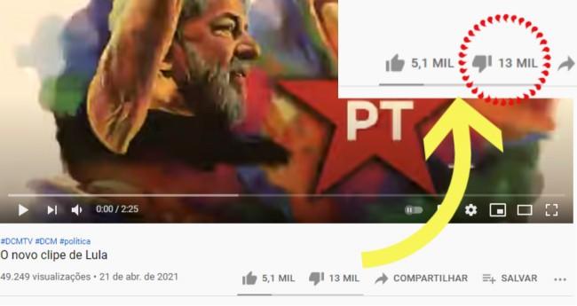 Fotomontagem - Reprodução Youtube