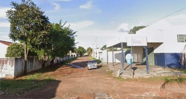 Local onde o bandido invadiu - Foto: Street Views