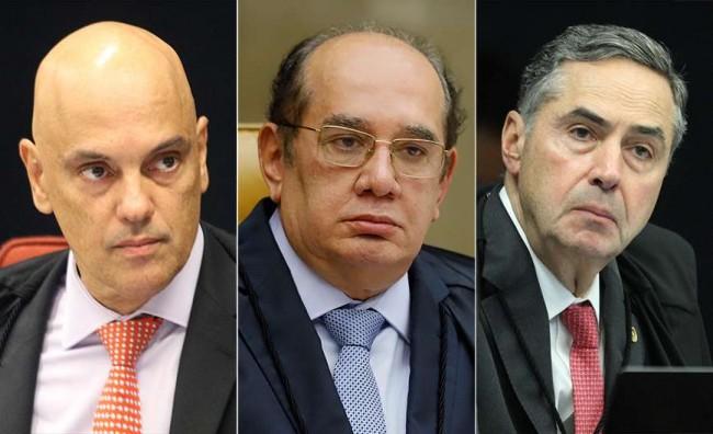 Foto: Nelson Jr./SCO/STF e Rosinei Coutinho/SCO/STF