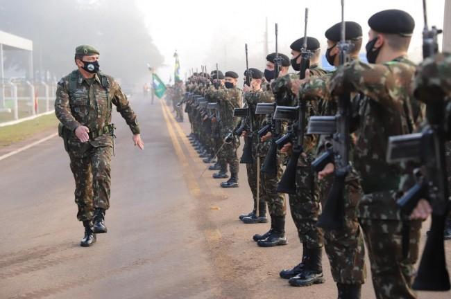 Foto: Luciano Souza / Comunicação Social 3ª Divisão de Exército