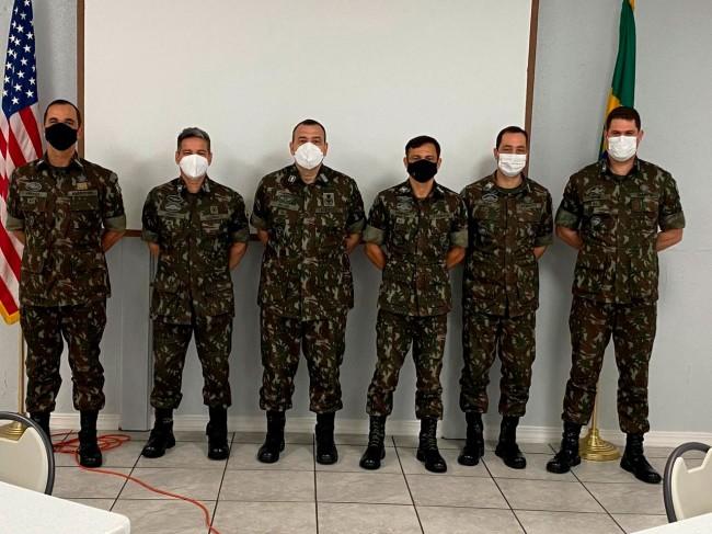 Foto: Divulgação Exército do Brasil