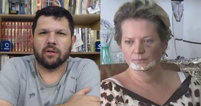 Oswaldo Eustáquio e Joice Hasselmann - Foto: Reprodução
