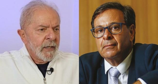 Lula e Gilson Machado - Foto: Reprodução