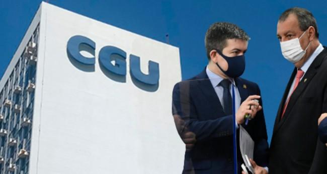 Fotomontagem - Foto: CGU / Agência Senado