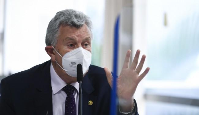 Luis Carlos Heinze - Foto: Edilson Rodrigues/Agência Senado