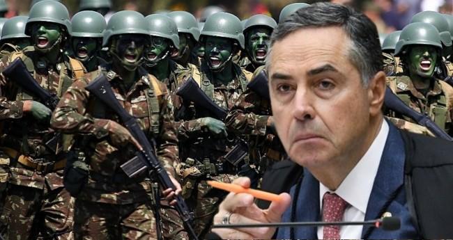 Luis Roberto Barroso - Foto: STF; Reprodução