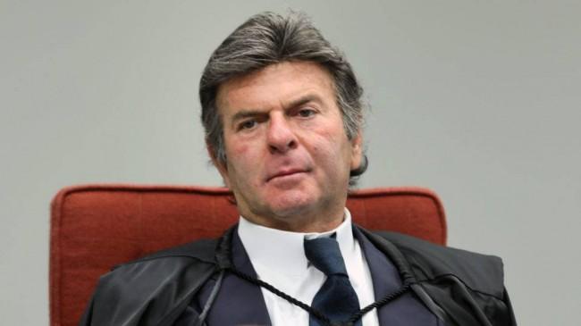 Ministro Luiz Fux, presidente do STF - Foto: STF