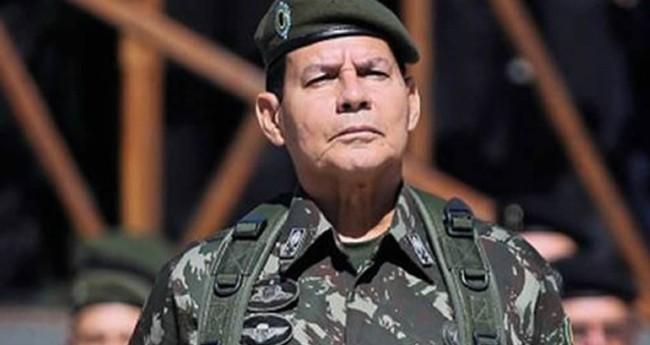 General Hamilton Mourão - Foto: Reprodução