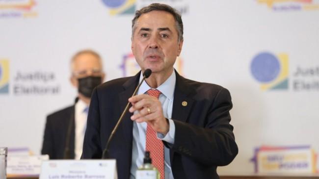Luís Roberto Barroso - Foto: Antonio Augusto/Ascom/TSE
