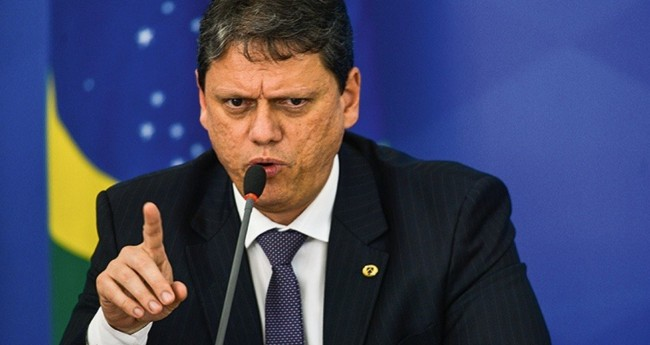 Tarcísio de Freitas - Foto: Marcello Casal Jr./Agência Brasil