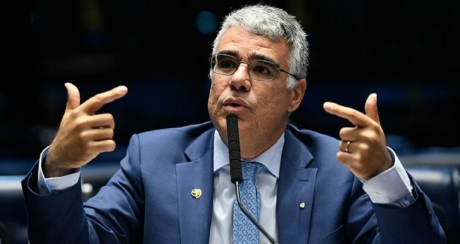 Eduardo Girão - Foto: Edilson Rodrigues/Agência Senado