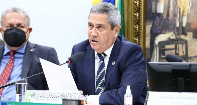 General Walter Braga Netto - Foto: Cleia Viana/Câmara dos Deputados