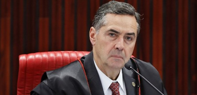 Luis Roberto Barroso - Foto: TSE