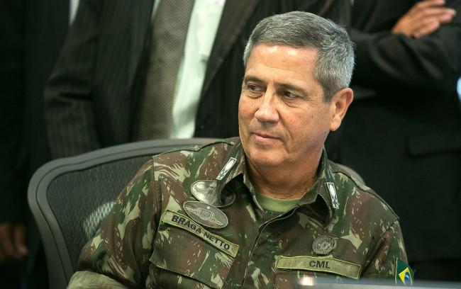 General Braga Netto - Foto: Alan Santos/PR