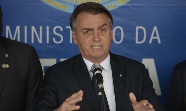 Jair Bolsonaro - Foto: Tomaz Silva