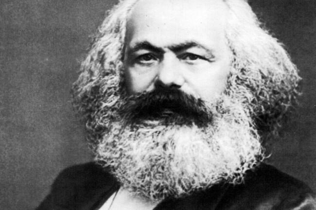 Karl Marx - Reprodução