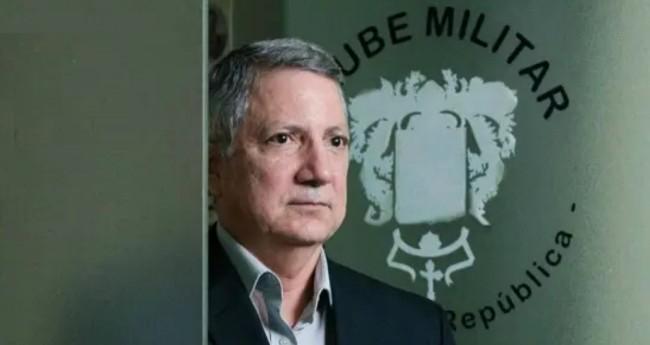 General Eduardo José Barbosa, presidente do Clube Militar - Foto: Reprodução