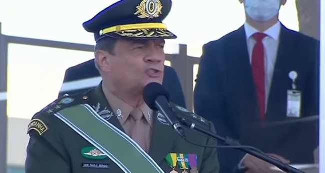 General Paulo Sérgio - Foto: Reprodução
