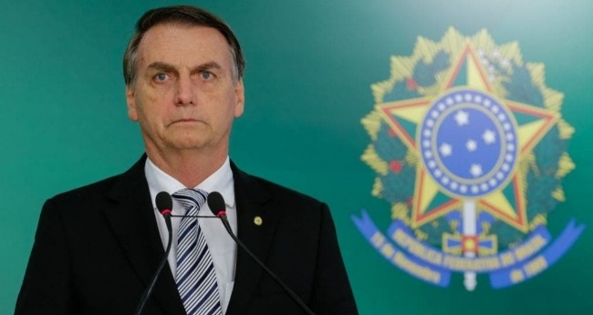 Jair Bolsonaro - Foto: Rogério Melo / PR