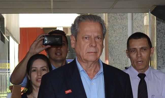 José Dirceu - Foto: Agência Brasil
