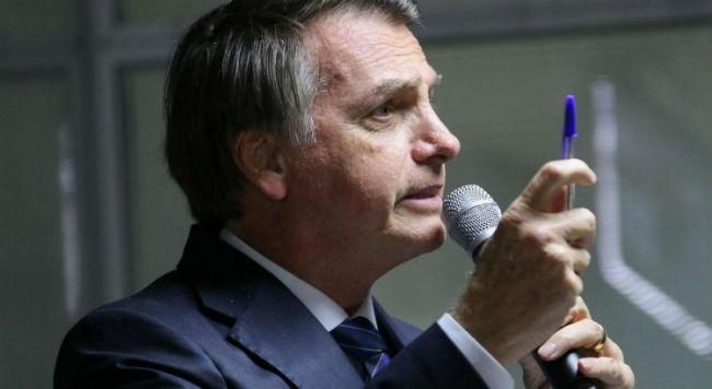 Jair Bolsonaro - Foto: Fábio Rodrigues Pozzebom/Agência Brasil