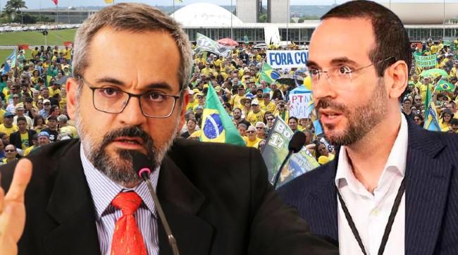 Foto: Marcos Corrêa/PR; Fábio R. Pozzebom/Agência Brasil