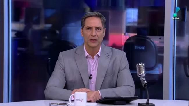 Luís Ernesto Lacombe - Foto: Reprodução/RedeTV!