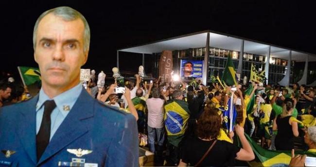 Major-Brigadeiro Jaime Rodrigues Sanchez - Foto: Reprodução