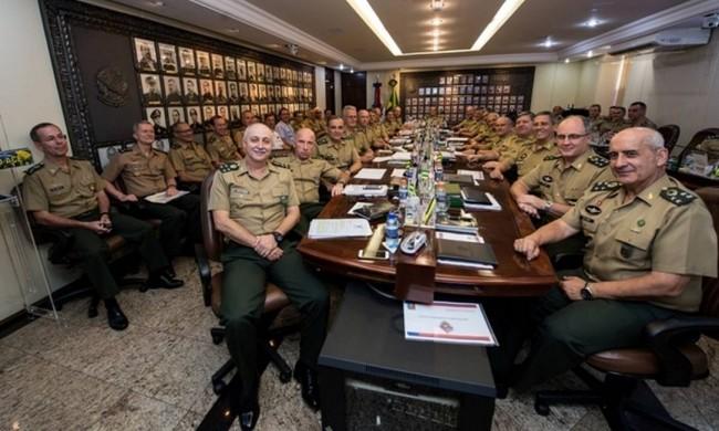 Alto Comando do Exército - Foto: Divulgação
