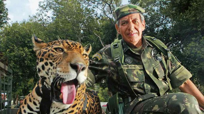 General Augusto Heleno - Foto: Reprodução