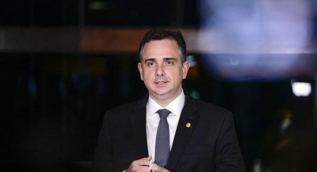 Rodrigo Pacheco - Foto: Agência Senado