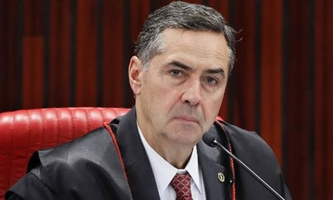 Luís Roberto Barroso - Foto: Divulgação/TSE