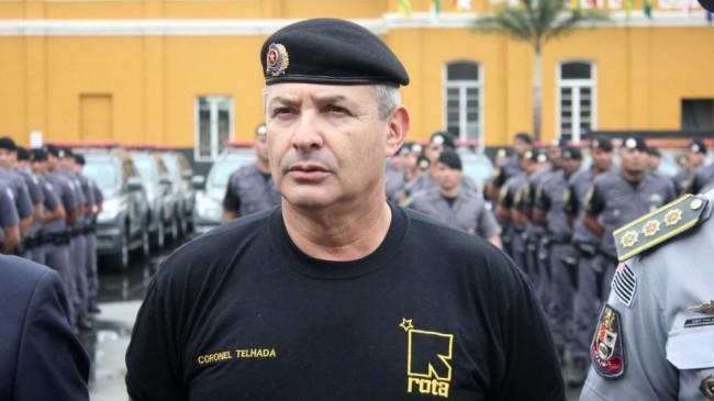 Coronel Telhada - Foto: Reprodução