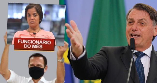 Fotomontagem - Reprodução Internet / Foto: Presidência da República