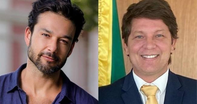 Sérgio Marone e Mário Frias - Foto: Divulgação; Reprodução