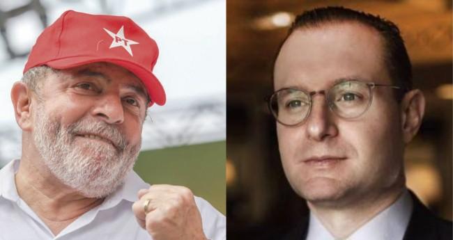 Lula e Cristiano Zanin - Foto: PT; Facebook
