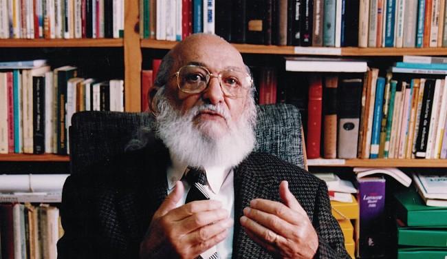 Paulo Freire - Foto: Reprodução