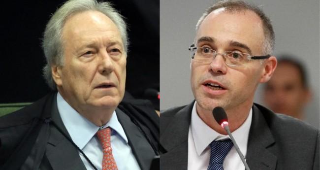 Ricardo Lewandonski e André Mendonça - Foto: Reprodução