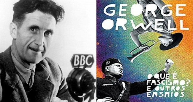 George Orwell - Foto: Reprodução